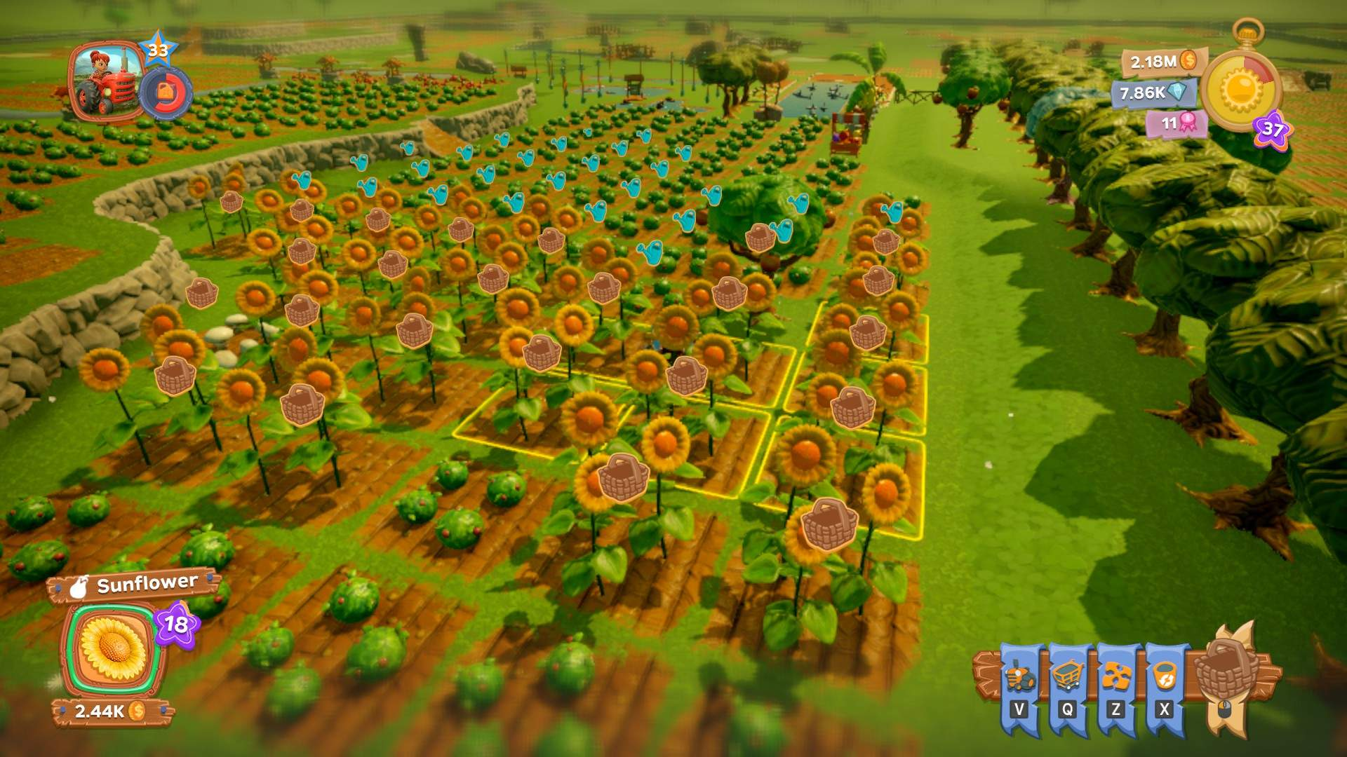 Farm Together - Some Tips and Tricks