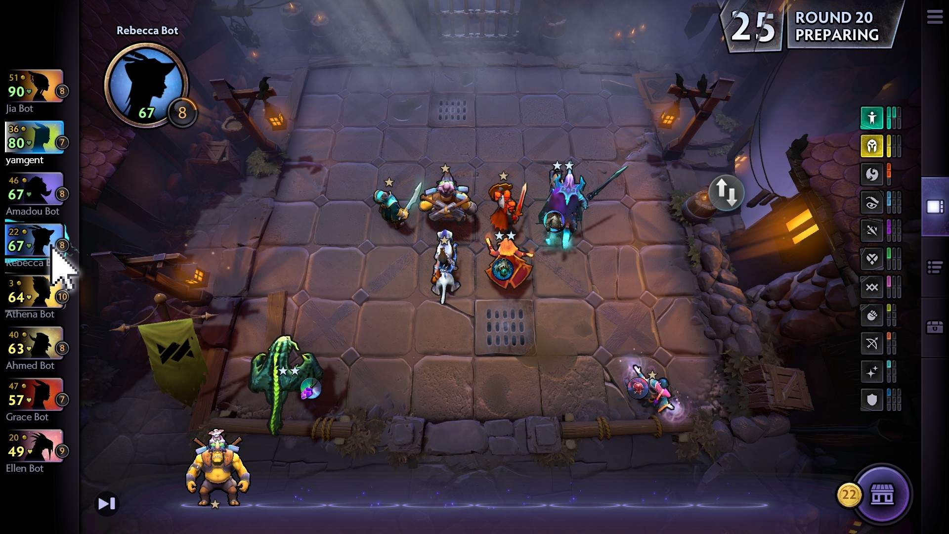 Image result for dota underlords