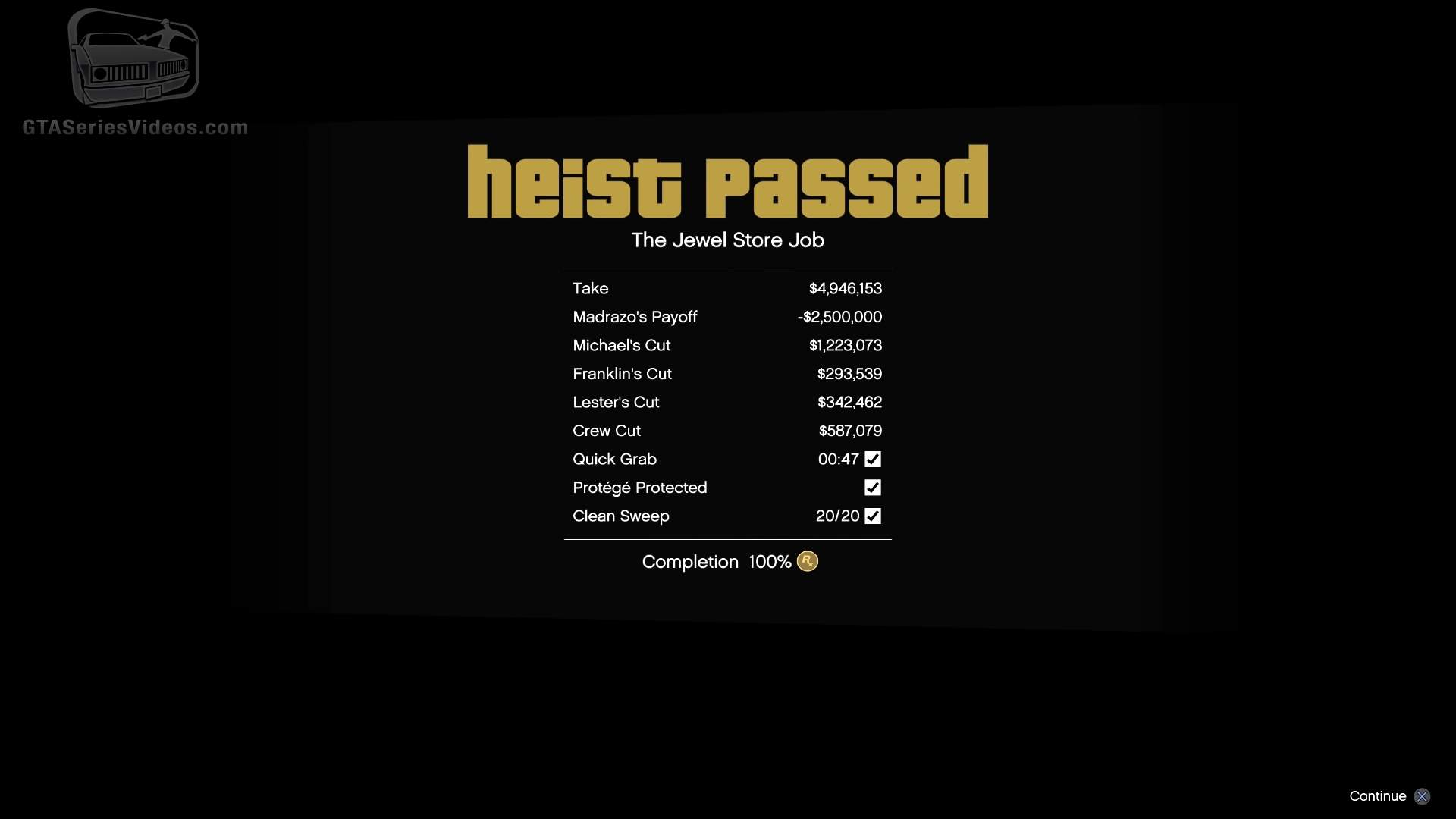 GTA 5 - Heists / Best Crews and Highest Payouts