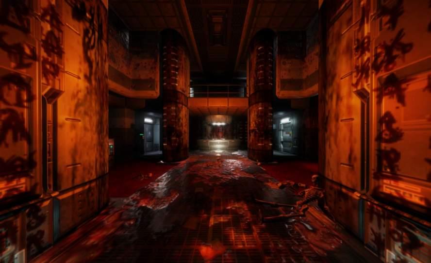 Doom 3 locker code 009