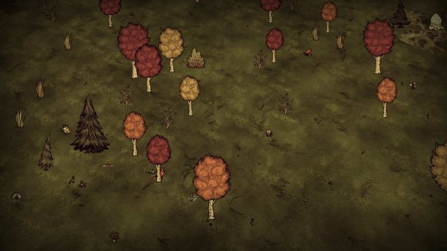 Don't Starve Together - Detailed Biome Guide / Forest
