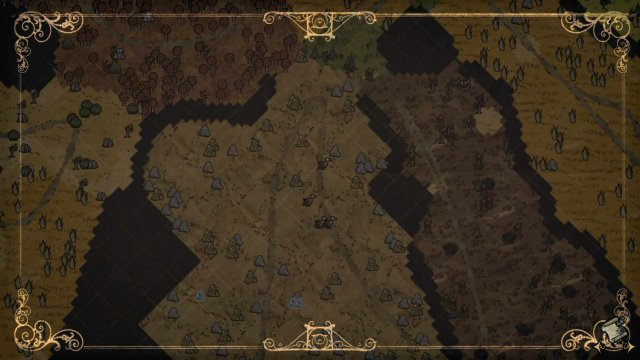 Don't Starve ther - Detailed Biome Guide / Forest on