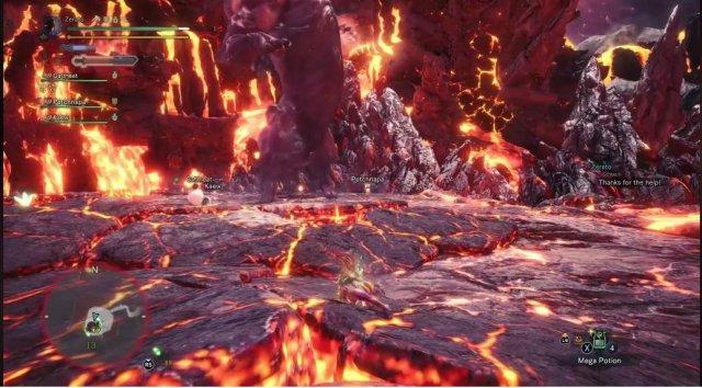 Monster Hunter: World - What to Do when Behemoth Hit You