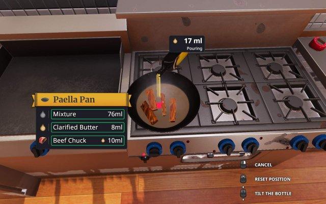 Cooking Simulator - How to Cook Vinny's Milk Steak!