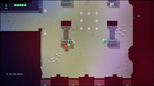 Hyper Light Drifter - Little Trick to Beat Boss Rush