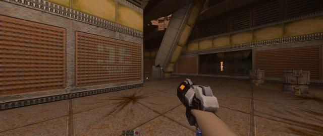 Quake II RTX - Proper Widescreen / Ultra-Widescreen Support