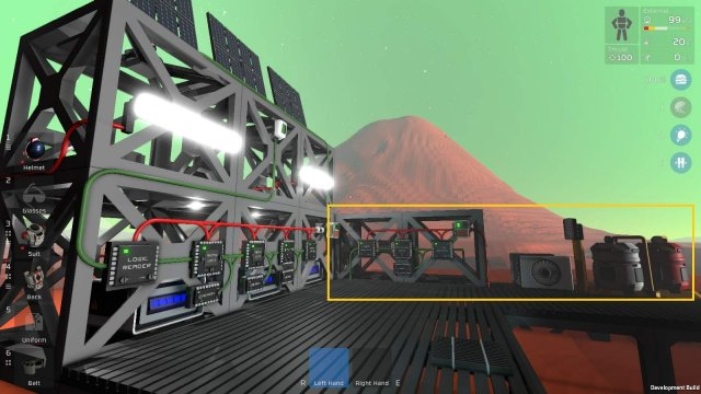 Stationeers - Stationary Battery Backup