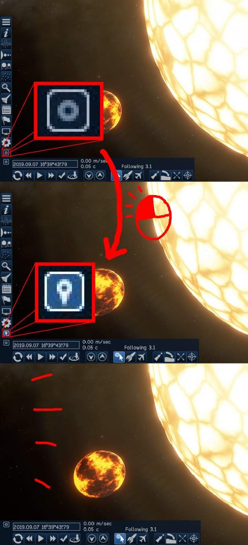 SpaceEngine - Taking Screenshots without GUI