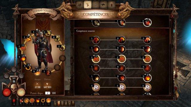 Warhammer: Chaosbane - Konrad Vollen Endgame Build