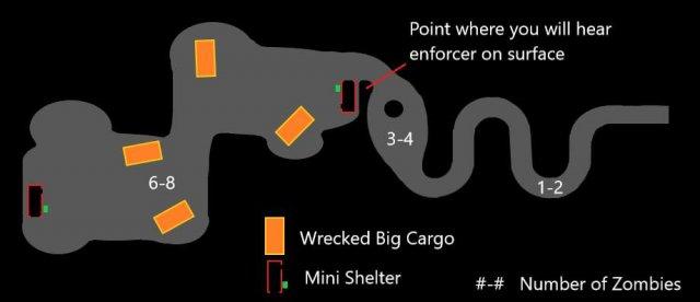 Fear the Night - Murder Island and Big Cargo