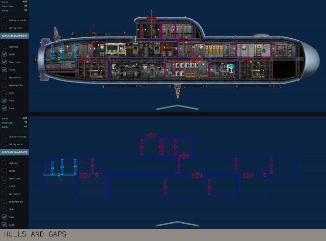 Barotrauma - Submarine Builder's Guide