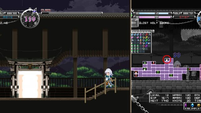 Touhou Luna Nights - 100% Achievement Guide