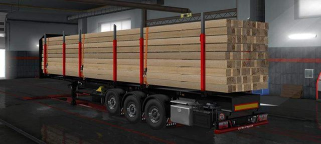 Euro Truck Simulator 2 - Map and Vehicle Changes (Update 1.35)