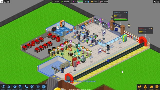 Overcrowd: A Commute 'Em Up - Tips and Tricks