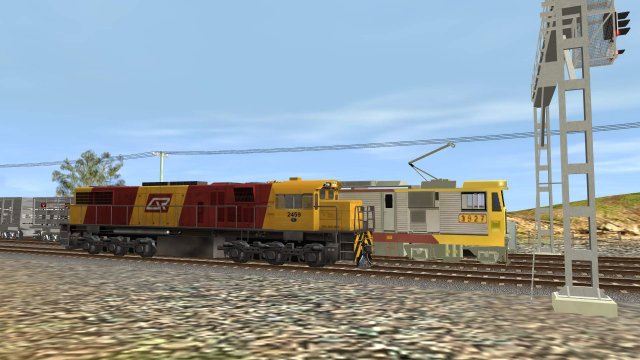 Trainz: A New Era - Trainz Australia Route Building