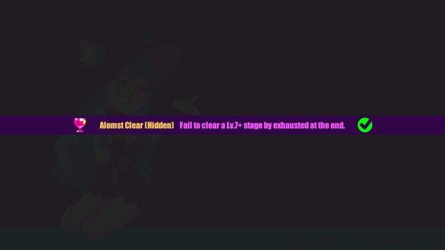 Muse Dash - Hidden Achievements