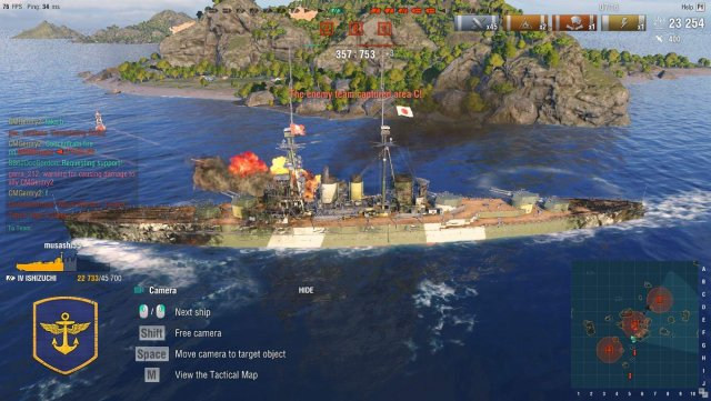World of Warships - Basics and Tips for Early Tiers