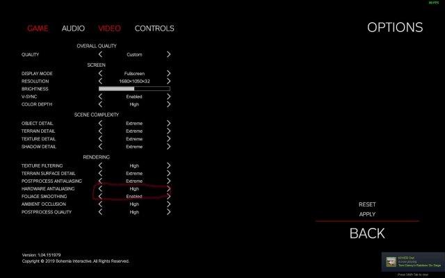 DayZ - Black Screen Fix on Main Menu
