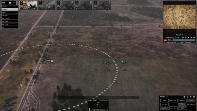 Steel Division 2 - About Commanders and Leaders