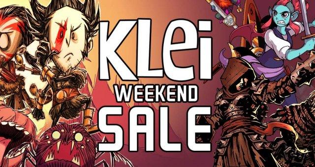 Fantastic Klei Entertainment Steam Sale!