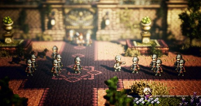 Octopath Traveler - All Information (Weapons, Skills, Dungeons, Bosses and More)