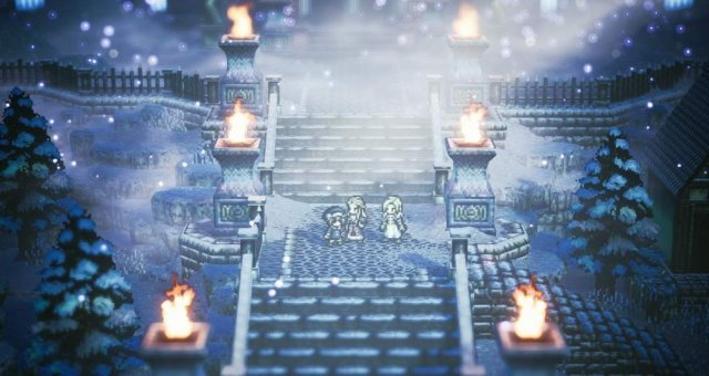 Octopath Traveler - Interactive Map (Shrines, Cities, Caves, Ruins and Catacombs)