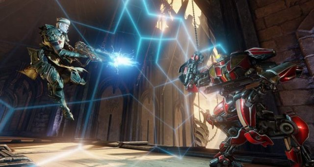 Quake Champions - Godlike, Unstoppable and Dominating Achievements Guide