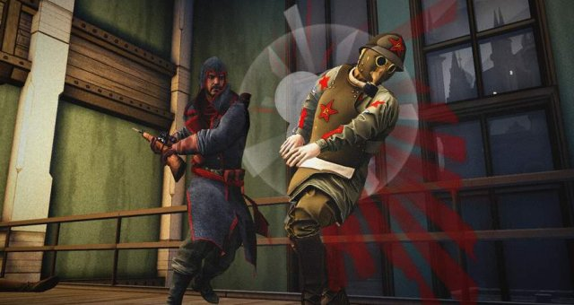 Assassin's Creed Chronicles: Russia - Secret Codes