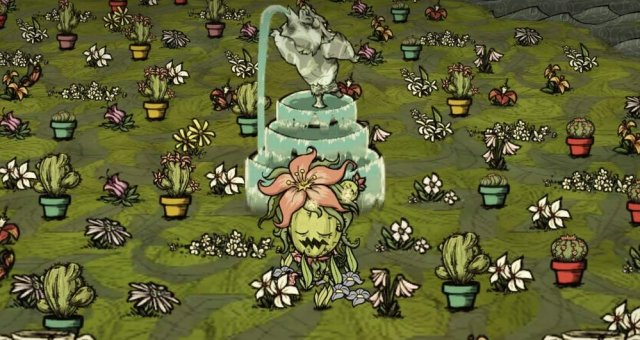 Don't Starve Together - User Interface Guide