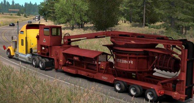 American Truck Simulator - Achievement Guide (Forest Machinery DLC)