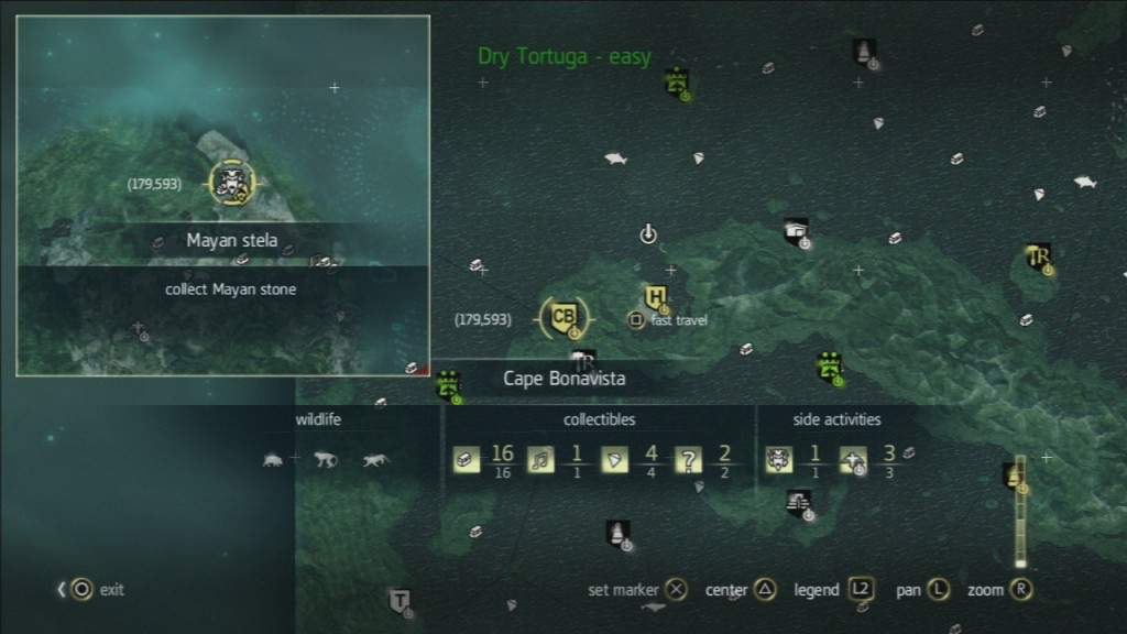 Assassin S Creed Iv Black Flag Mayan Stela Stones Locations Guide
