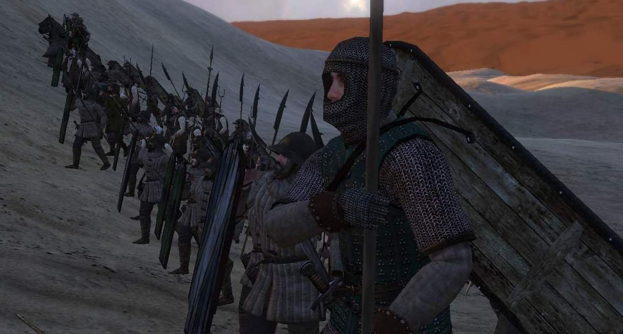 Mount & Blade: Warband - A World of Ice and Fire Companions
