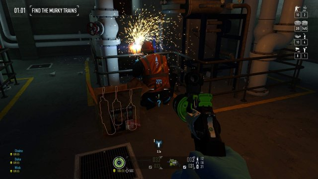 PAYDAY 2 - Murky Station Quick XP Guide