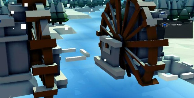 Kingdoms and Castles - Noria's (The Water Mover) Guide