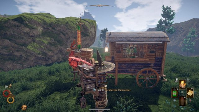 Outward - Guide for Farming Money Meanwhile Gathering Materials for Gear