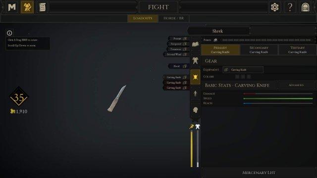 MORDHAU - The Carving Knife Guide (Living Sculpture Achievement)