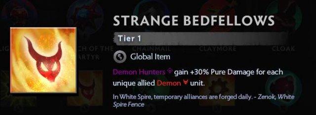 Dota Underlords - Demon Power Build