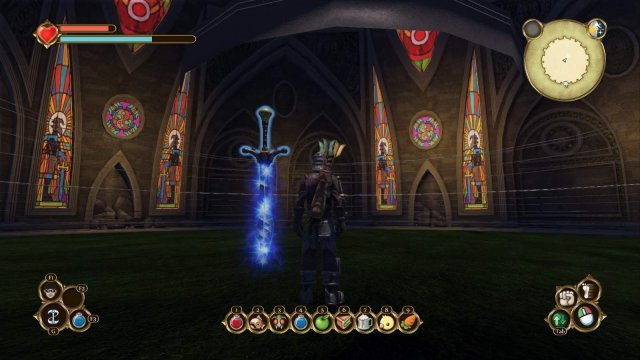 Fable Anniversary - Getting Sword of Aeons at the Very Start of the Game (Aeons Clipping Glitch)