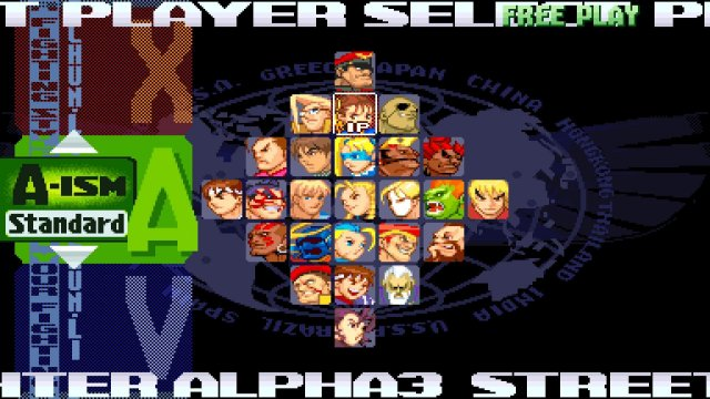 Street Fighter 30th Anniversary Collection - How to Quickly Beat Alpha 3