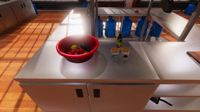 Cooking Simulator - Recipe: Mozzarella Stuffed Eggplants