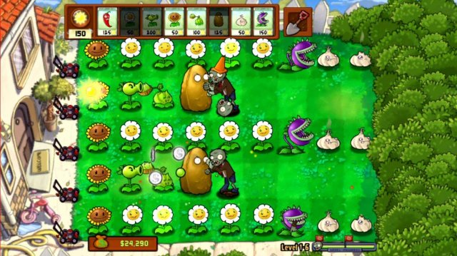 Plants vs. Zombies: Game of the Year - Marigold Strategy