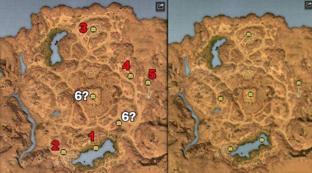 LifeAfter - Exploration Spots: Sandcastle