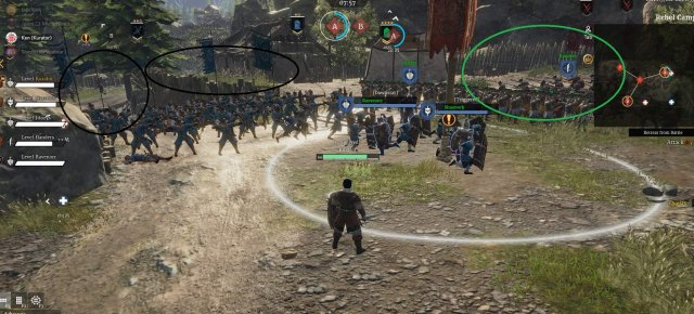 Conqueror's Blade - Triggered's Guide to Rebel Camps