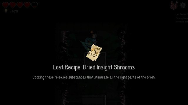 Dungeon Munchies - Lost Recipes and Secrets