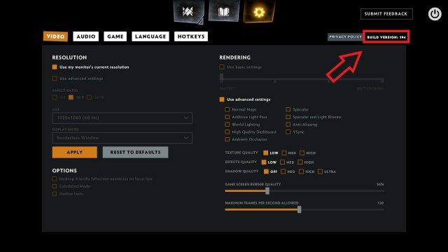 Dota Underlords - How to Enable Developer Mode (Cheats)