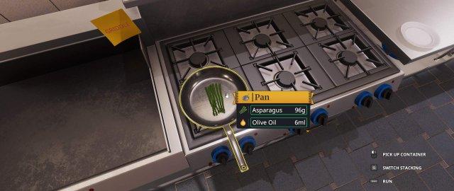 Cooking Simulator - Recipe: Classic Salmon & Asparagus