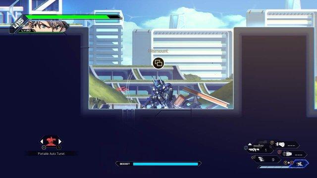 HARDCORE MECHA - Hidden Weapons Location