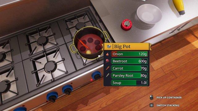 Cooking Simulator - How to Cook Simple Ukrainian Borscht