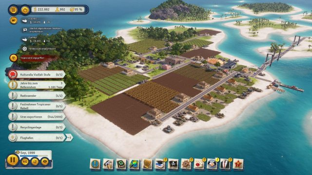 Tropico 6 - How to Complete The Referendum (Mission 12)