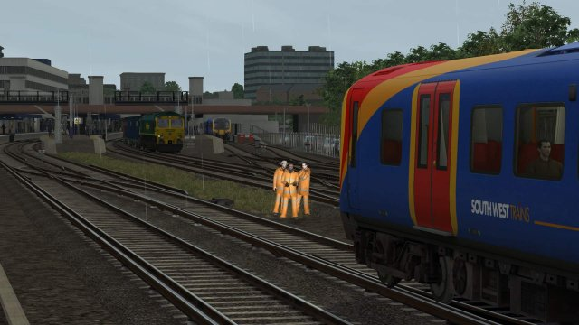 Train Simulator - How to Get the Correct Picture When Posting a Scenario and Else Tips